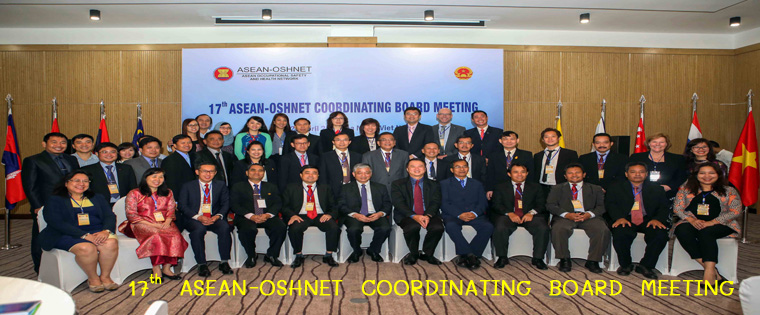 17th ASEAN-OSHNET COORDINATING bOARD MEETING